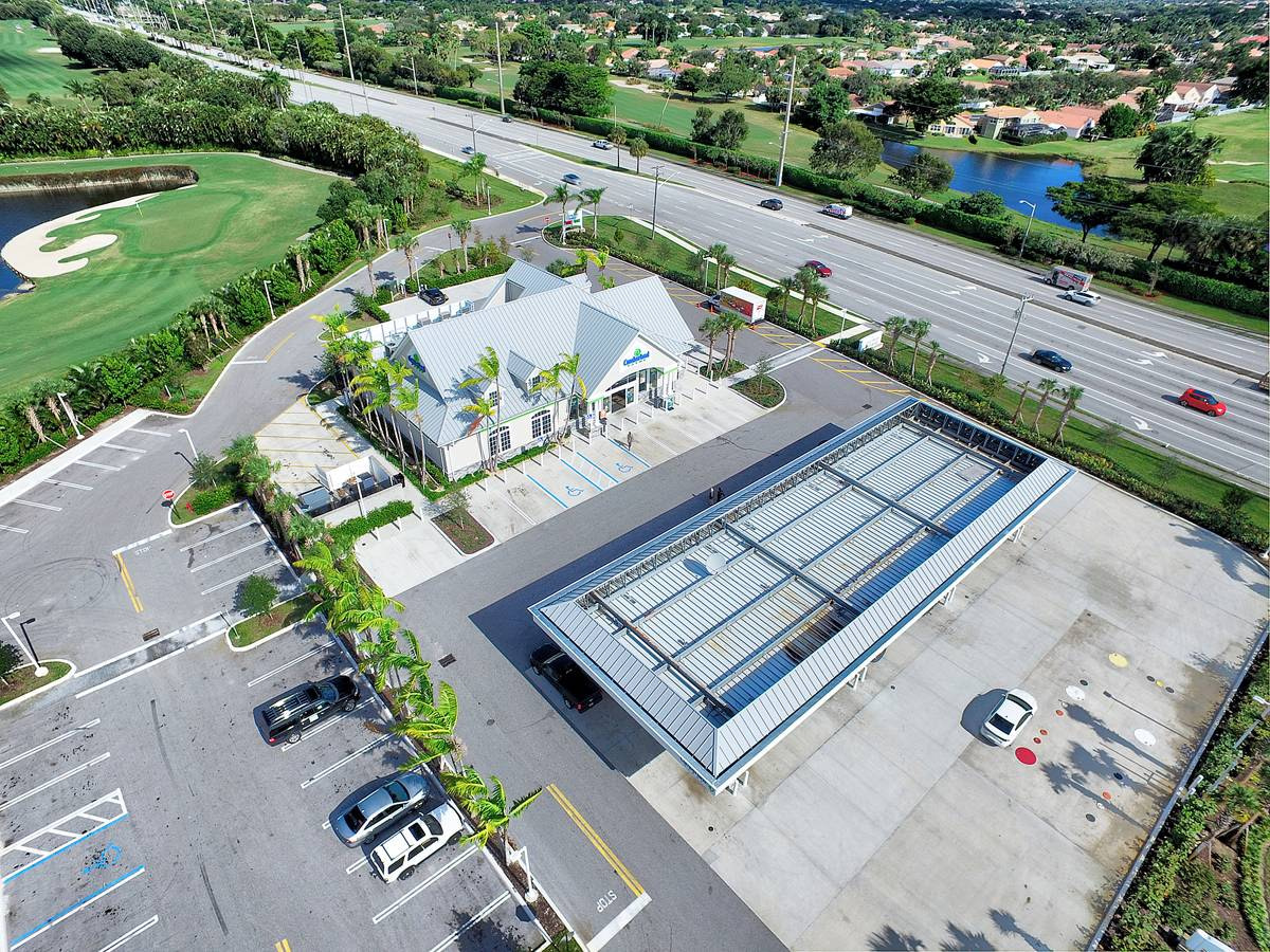 Commercial real estate photo